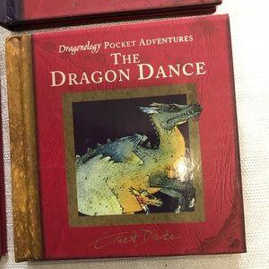 4 Dragonolgy Mini Books